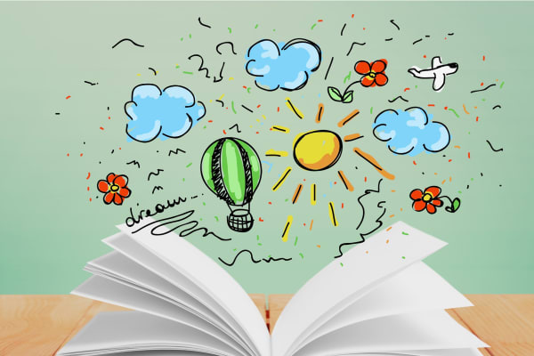 Fuel their imaginations with Dymocks Story Time Saturdays