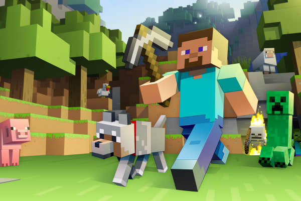 Microsoft: Minecraft Hour of Code