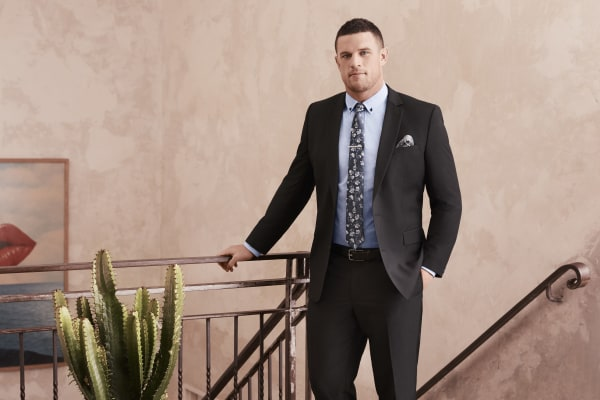 Johnny Bigg: Selected suits only $200