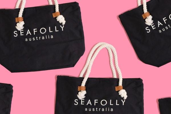 Free* Seafolly Tote bag
