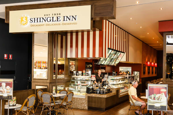 Shingle Inn: under new management
