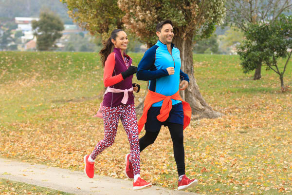 Brighten up your activewear wardrobe with three new colours