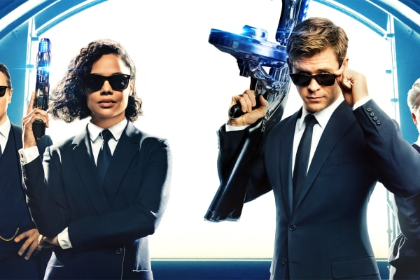 Win 1 of 5 family passes to see MEN IN BLACK™ INTERNATIONAL