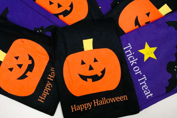 Exclusive: Claim your bonus spooktacular trick or treat bag