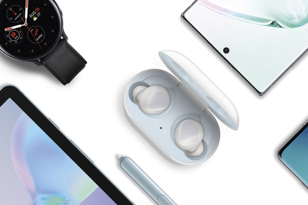 Samsung: Bonus buds with Galaxy*