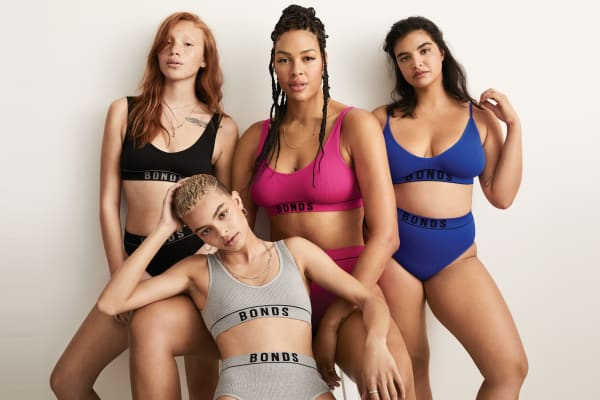 Bonds: New Originals Underwear Range