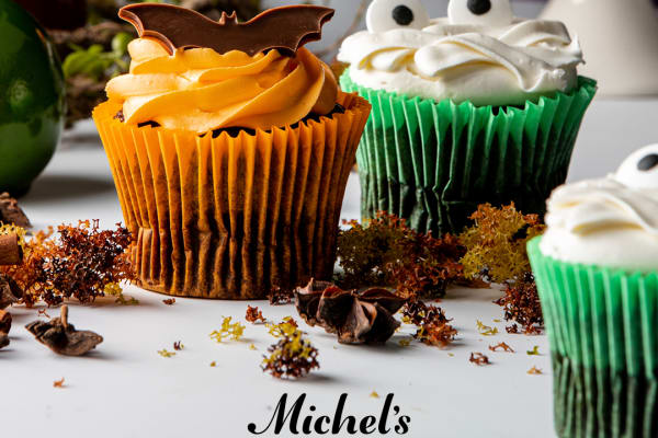 Trick or Treat yourself this Halloween at Michel's