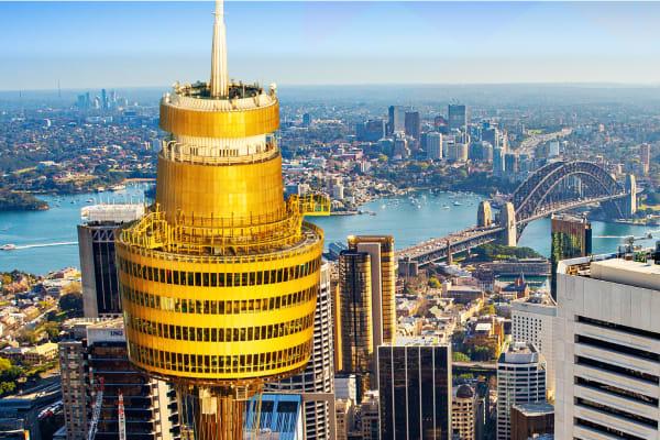 Sydney Tower Eye: Happy 40th Anniversary