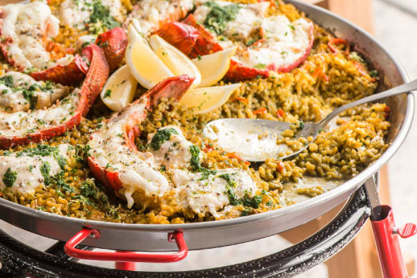 Wheel&Barrow: 30% off paella range