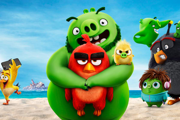 The Angry Birds Movie ™ 2 Hatchling Club