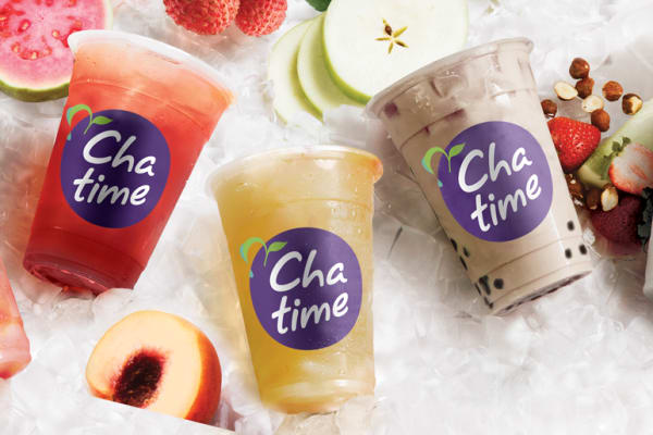Chatime: It's our 10 year par-TEA and everyone wins