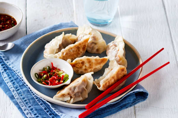 Grandma's secret beef dumpling recipe