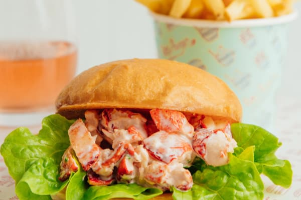 Betty's Burgers: Lobster Experience