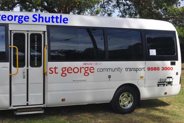 Community: St George Shuttle Service