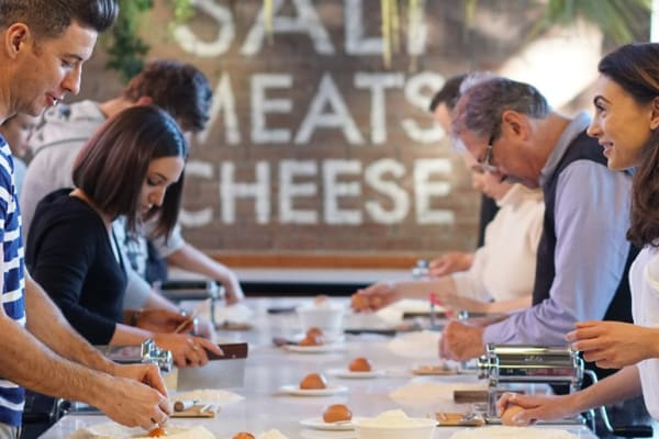 Nurture your inner chef with classes from Salt Meats Cheese