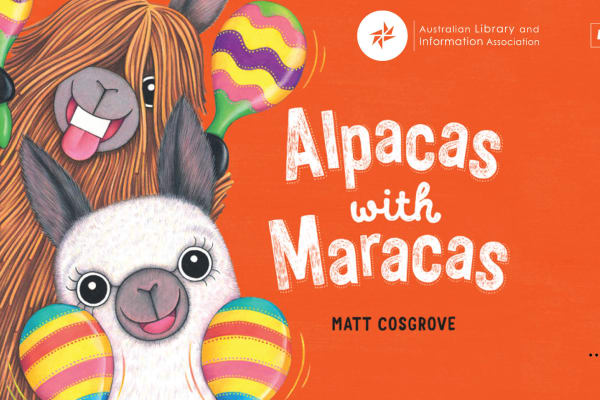 National Simultaneous Storytime: Alpacas with Maracas