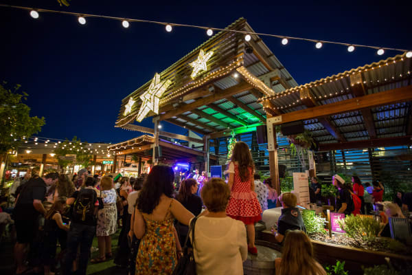The Rooftop's 4th birthday celebrations