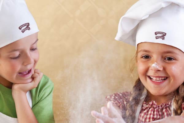 Taste. Shop. Play: Kids cookie decorating with Muffin Break