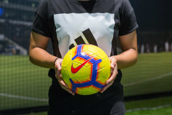 Everything Football skills workshops