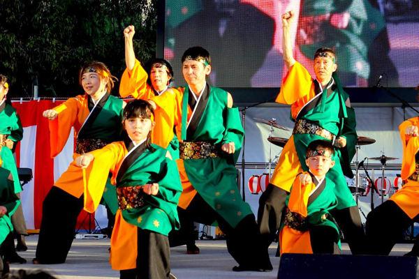 Soran Dance Troupe Performance