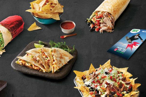 Mad Mex: The Big Burrito Challenge is back!
