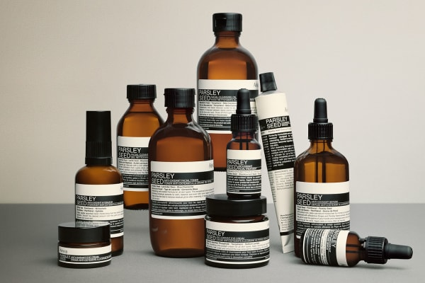 Aesop: Personalised skin care consultations