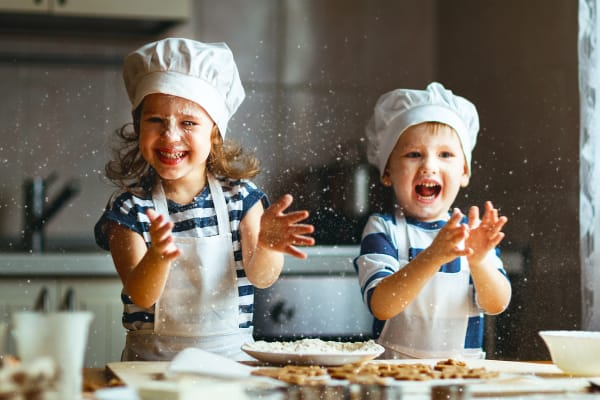 Get your kids cooking in the kitchen with these top tips