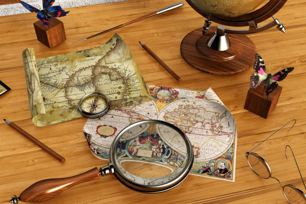 A school holidays scavenger hunt around the globe with Helloworld