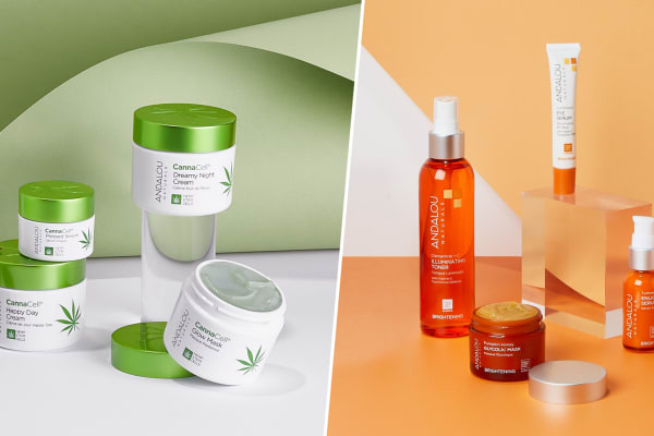 Priceline: Take 40% off Andalou Naturals skincare