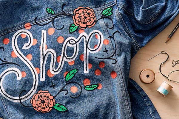Taste.Shop.Play - Personalised make-up bags
