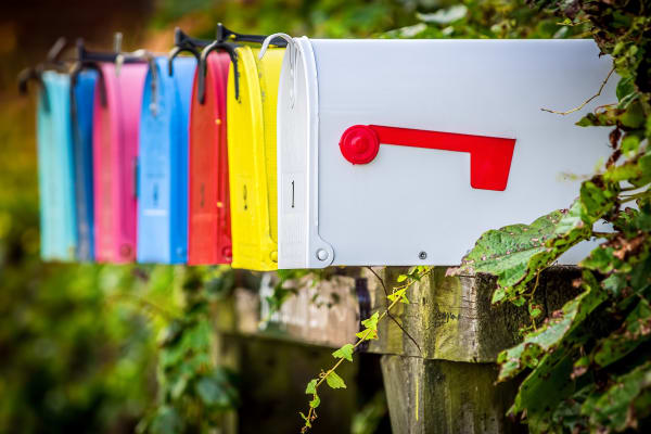 Terms & Conditions: Local letterbox drop