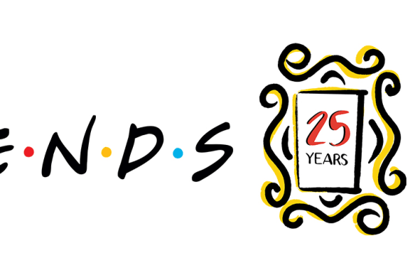 Taste.Shop.Play: Friends 25th anniversary celebration