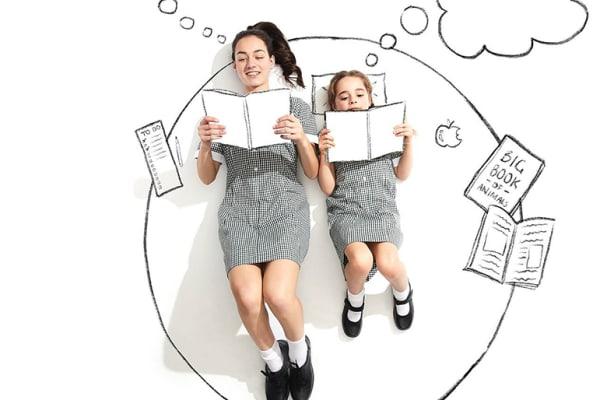 Mathers: school holidays sale