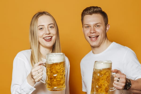 The Bavarian: Brew Mates