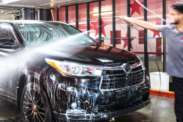 Star Car Wash: Gift vouchers