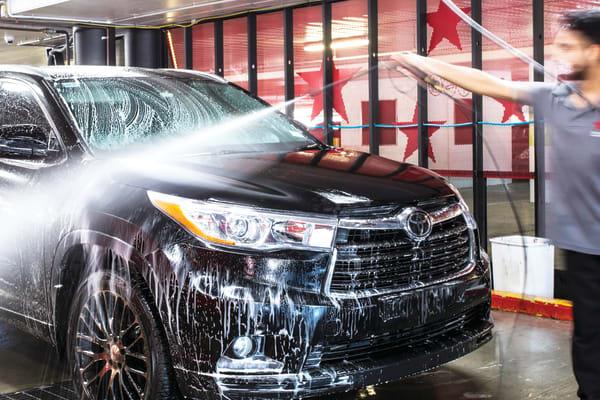 Star Car Wash: Gift vouchers