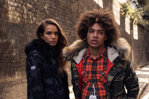 Superdry launches AW19 jackets