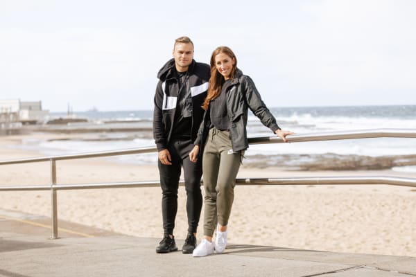 How to: Athleisure by Kate Kohler featuring JD Sports