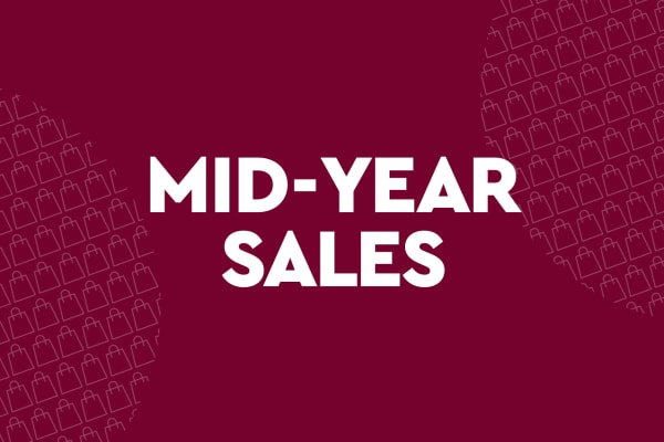 Westfield Coomera's mid-year sales guide