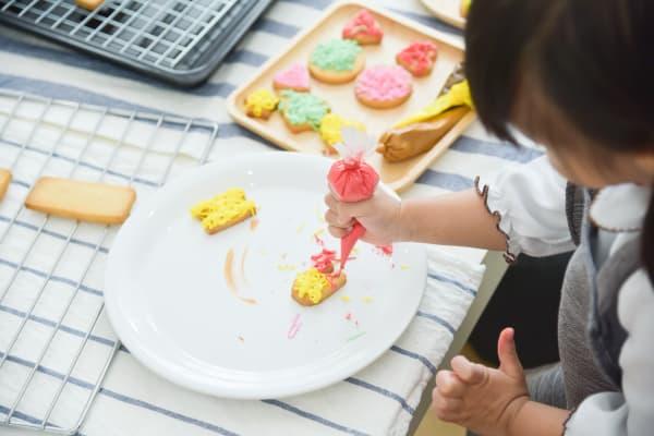 Muffin Break Cookie Decorating