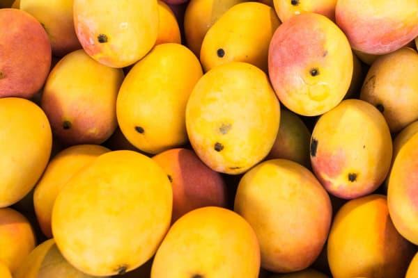 The Fruit Depot: fresh mangoes 4 for $6
