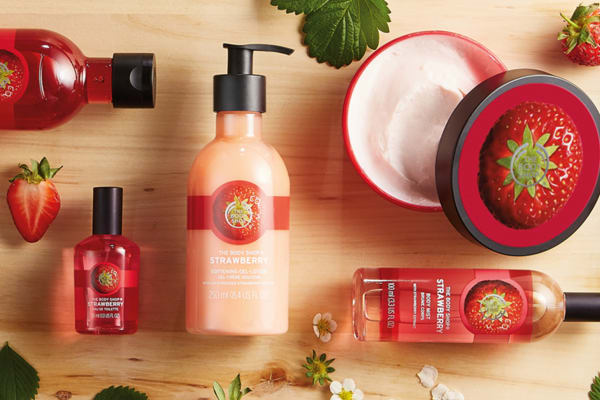 The Body Shop: Mother's Day gift guide