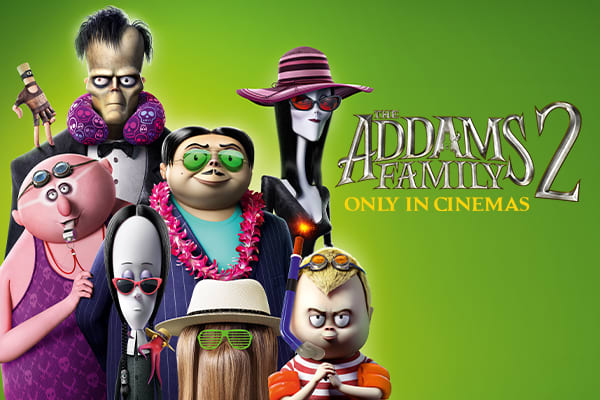 Westfield Plus exclusive: THE ADDAMS FAMILY 2 giveaway