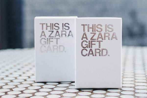 Make your Easter a little sweeter with a bonus $40 Zara gift card