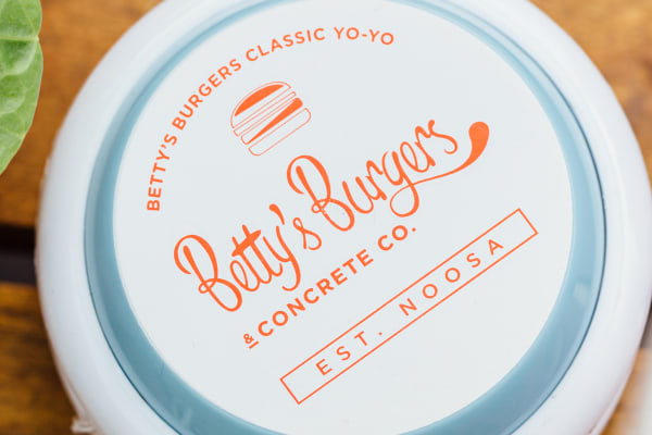 Betty's Burgers: Receive a FREE Yo-Yo