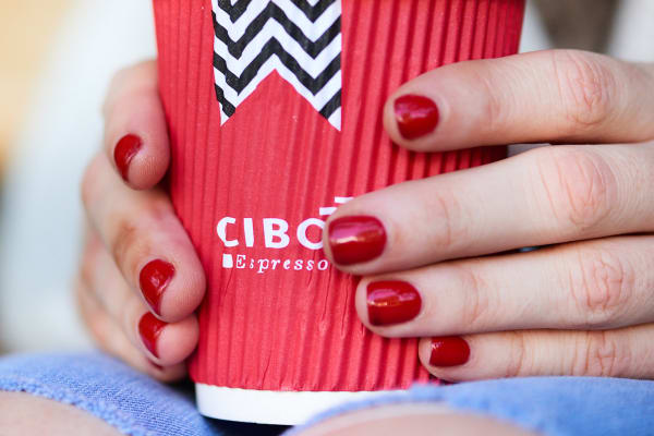 Cibo: coffee for a cause