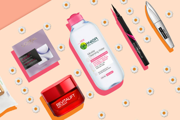 Priceline: 40% off your faves from L'Oreal, Maybelline & Garnier