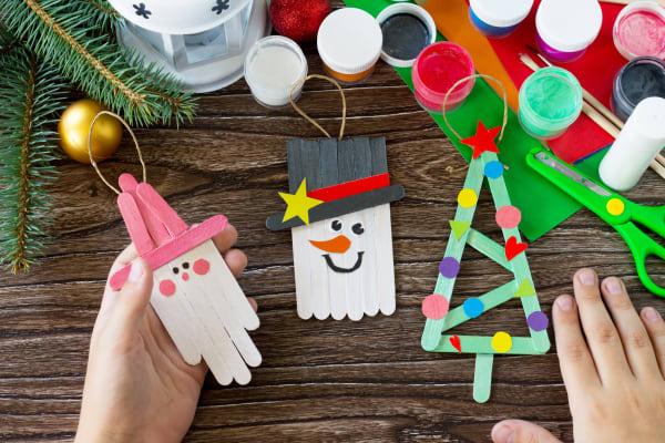 Christmas craft workshops