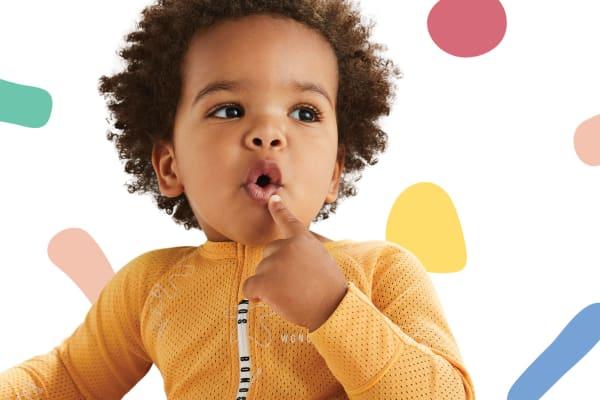 Bonds baby search x Westfield pop-up