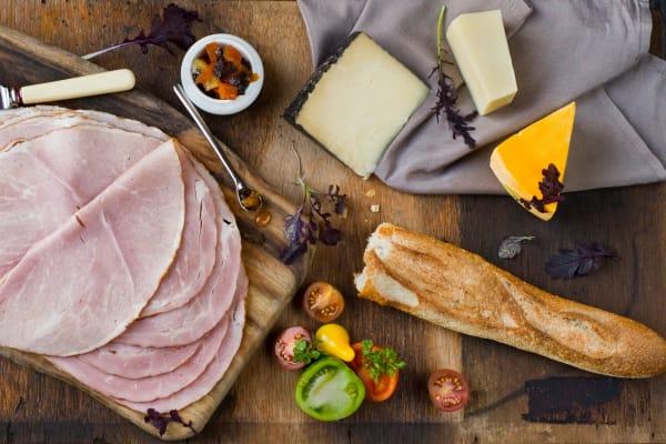 Deli Fresh: Premium Bertocchi Virginian ham only $15.99 per kg